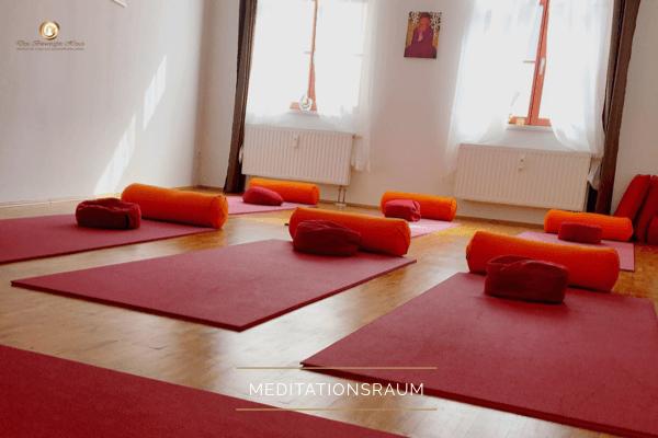 Raum für Entspannung und Abstand
