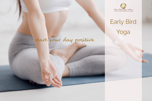 Early Bird Yoga