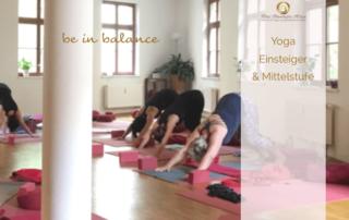 Yoga 1&2 (Einsteiger und Mittelstufe)