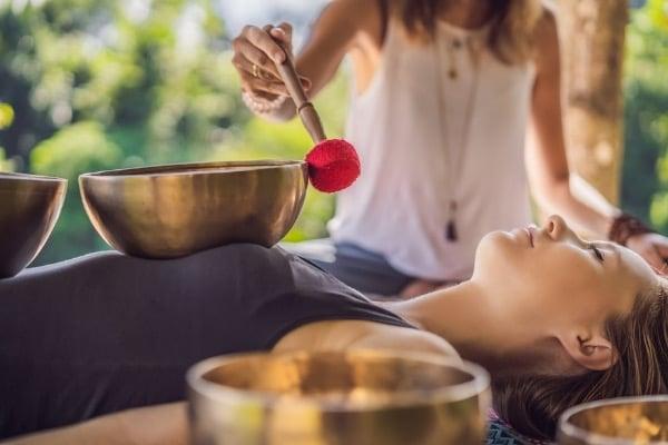 Klangmassage - Sound Relaxation